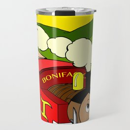 Bonifacio The Train Travel Mug