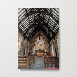 St Tudcluds Church Metal Print