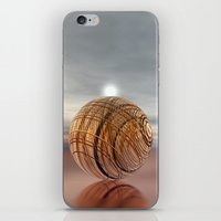 copper iPhone & iPod Skins featuring COPPER by INA FineArt