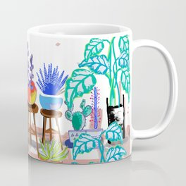My Little Garden - illustration 2 Coffee Mug