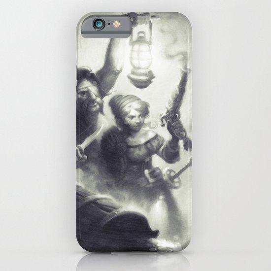 The Intruders iPhone & iPod Case