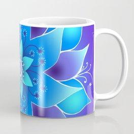Starlight Bloom Coffee Mug