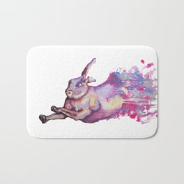In which there is a rabbit-splosion  Bath Mat