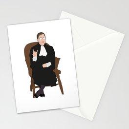 R.B.G: Judicial Badass Stationery Cards
