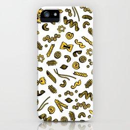 Pasta Explosion iPhone Case