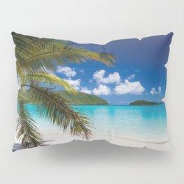 Tropical Shore Pillow Sham