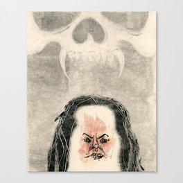 Monozig Canvas Print