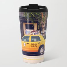 Yellow Cab Co ∫ Living Los Angeles Travel Mug