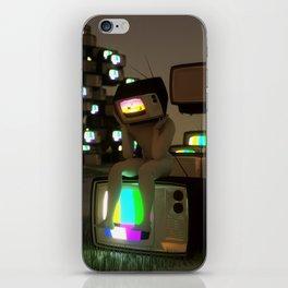 RE-PLAY iPhone Skin