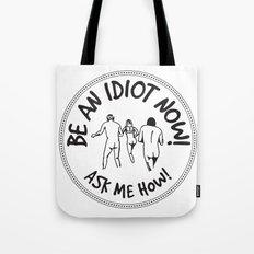 Idioterne Tote Bag