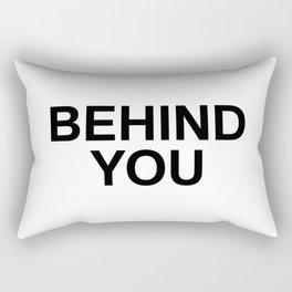 YOU 002 Rectangular Pillow