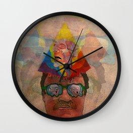 L.S.Dean Wall Clock