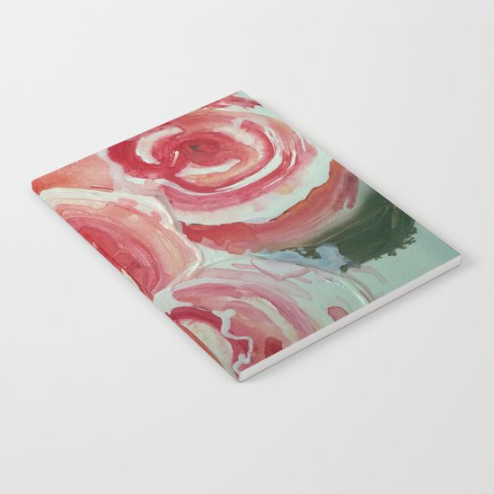 Roses For My Sister Notebook