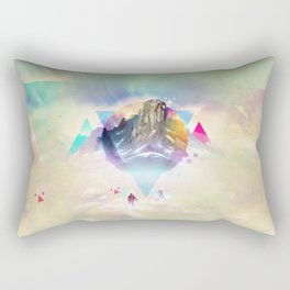 The mountain Rectangular Pillow