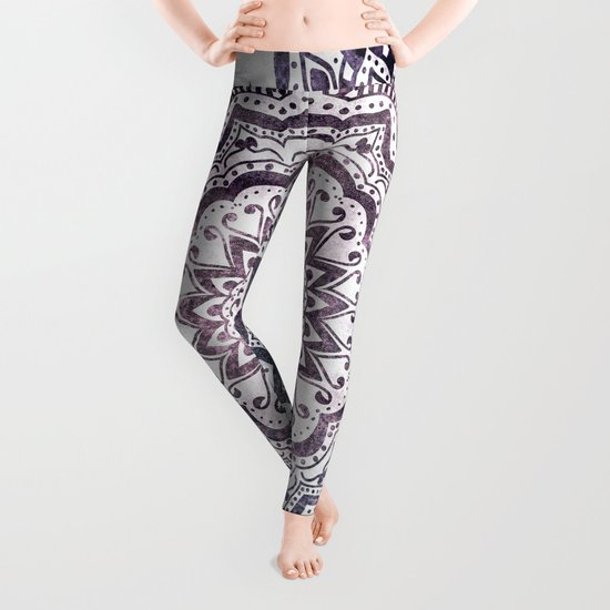 JEWEL MANDALA Leggings