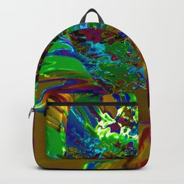 Technicolor Tunnel Backpack