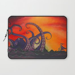 The Fight Laptop Sleeve
