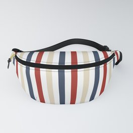 Primarily Pinstripes Fanny Pack