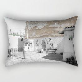 LISBON COURTYARD IN ALFAMA Rectangular Pillow