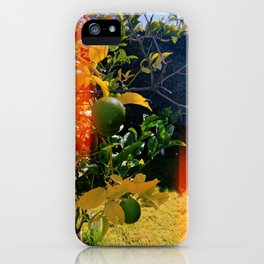 Lime Ready iPhone Case