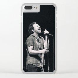 I am mine Clear iPhone Case