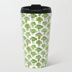 Broccoli - Formal Metal Travel Mug