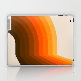 Golden Halfbow Laptop & iPad Skin