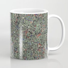 Decorative Paper from page 760 of The Works of Lady Blessington (1838) Coffee Mug