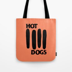 Hot Dogs Tote Bag