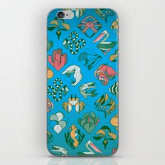 Ocean Tropic iPhone & iPod Skin