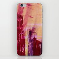 skyline iPhone & iPod Skins featuring Skyline by Stephanie Cole CREATIONS