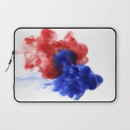 Patriotic Ink Drop Laptop Sleeve