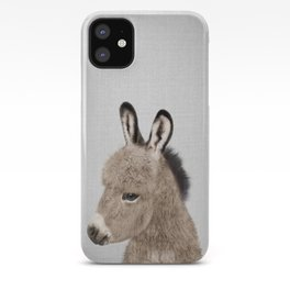 Donkey - Colorful iPhone Case