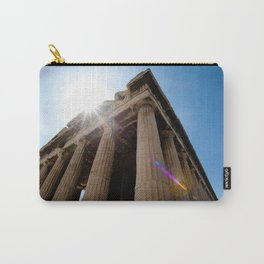Temple of Hephaestus Carry-All Pouch