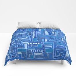Bloo-bloo-bee-doo! Comforters