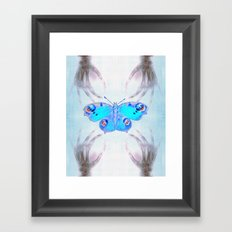 Experiment 1: Metamorphosis Framed Art Print