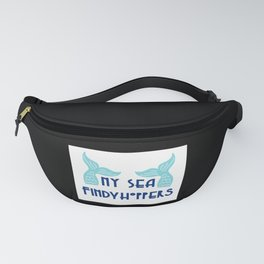 NY Sea Findyhoppers Fanny Pack