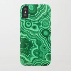 MALACHITE Slim Case iPhone X