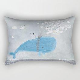 up and up Rectangular Pillow