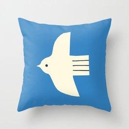 Pigeon Throw Pillow