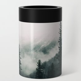 Over the Mountains and trough the Woods -  Forest Nature Photography Can Cooler