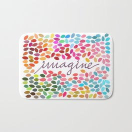 Imagine [Collaboration with Garima Dhawan] Bath Mat