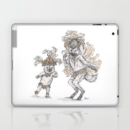 Tiny Dancer - Samba Laptop & iPad Skin