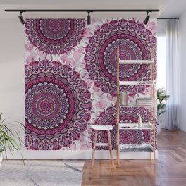 Mandala Forza spirituale Wall Mural
