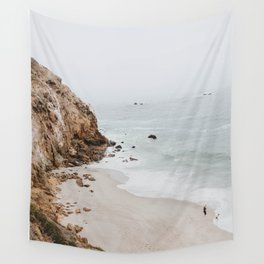 malibu coast / california Wall Tapestry