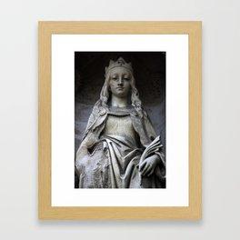 Brussels IV Framed Art Print