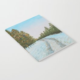 Frozen Path Notebook