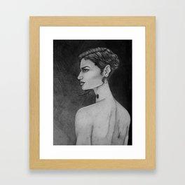 Exotic Framed Art Print