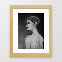 Exotic Framed Art Print