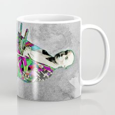Colorful Samurai Mug